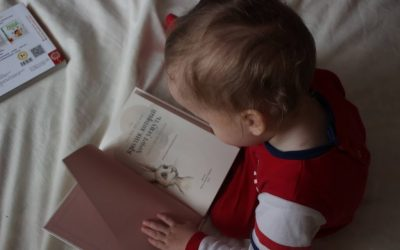 5 Print-Related Vocabulary Words to Teach Your Child