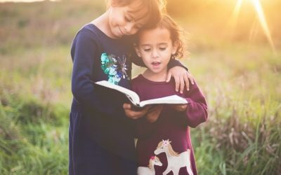 The Benefits of Siblings Reading Together