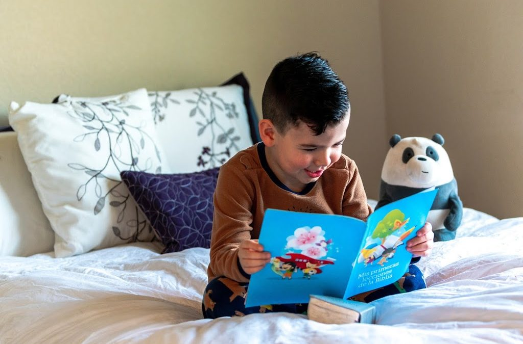 Literacy Milestones from Birth to 6 Years-Old