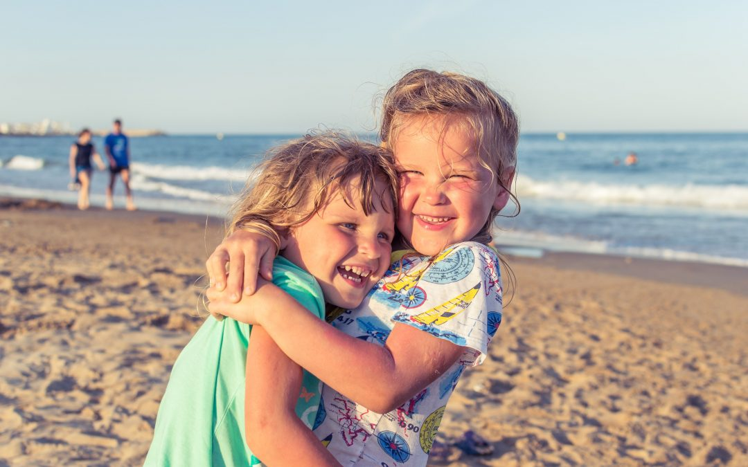 Speech at the Beach – How to Boost your Child's Skills!
